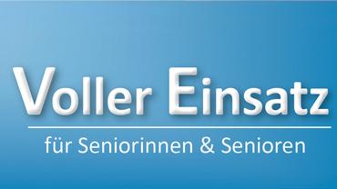Voller Einsatz, der Newsletter für Postseniorinnen & -senioren