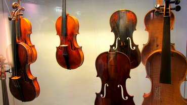 historische Geigen