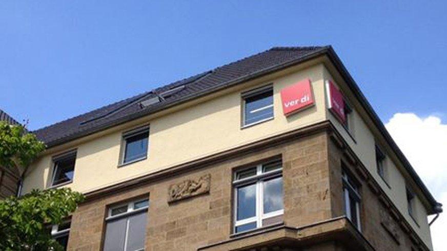 Verdi Bezirk Köln Bonn Leverkusen