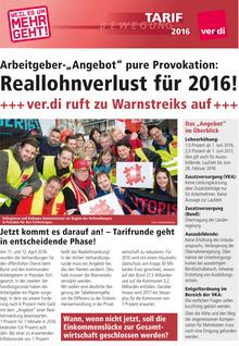 Tarifinfo ÖD 2016 vom 12.04.2016