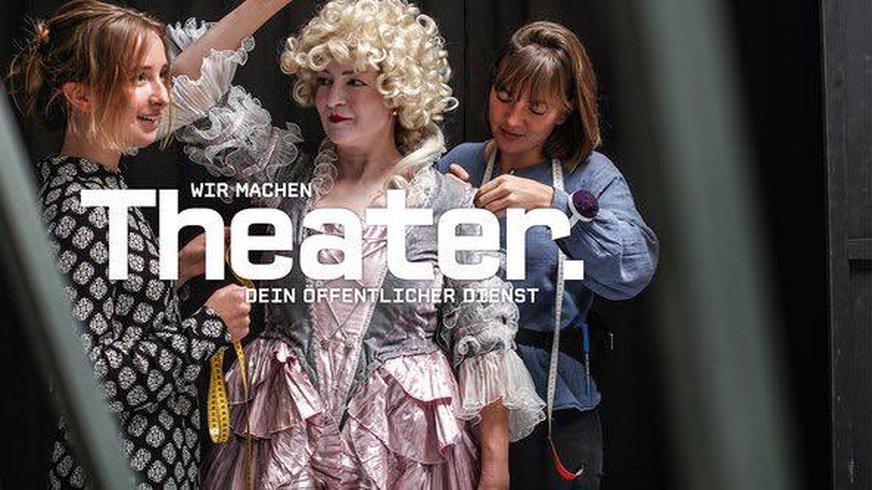 Theater, Tarifrunde, ÖD, Köln, Warnstreik