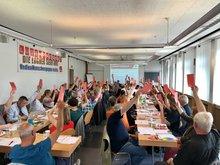 Bezirksfachbereichskonferenz, Organisationswahlen, Orga-Wahl, Orga Wahlen, Köln, Bonn, Leverkusen, Fachbereich 8, Medien, Kunst, Industrie, Arbeit, Anträge