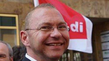 Frank Werneke, stellvertretender Vorsitzender der Gewerkschaft ver.di