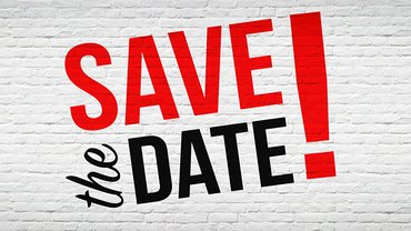 Save the date Termin Veranstaltung
