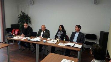 Gespräch von Bundestagsabgeordneten mit ver.di-Seniorinnen und Senioren