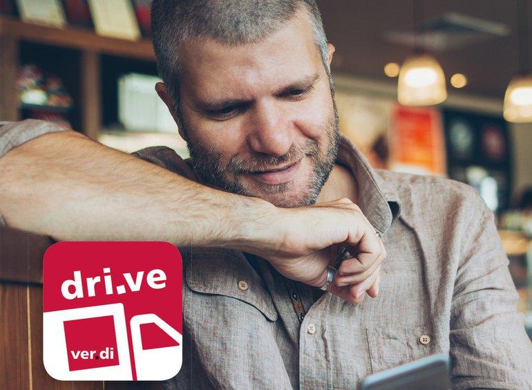 ver.di-App Dri.ve zur mobilen Arbeitszeiterfassung und Lohnberechnung