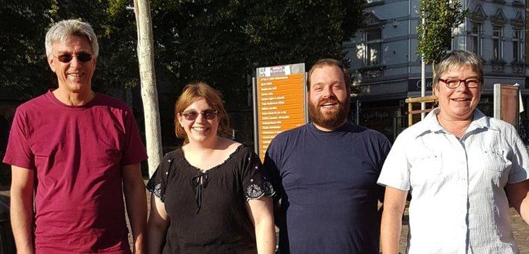 Ortsvereinsvorstand Rhein-Berg 2019