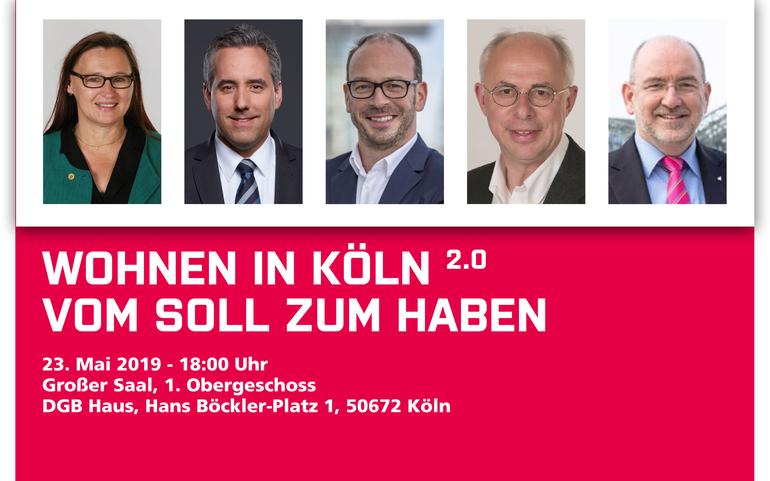 Wohnen in Köln 2.0