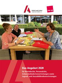 Bildungsprogramm 2019 von ver.di und Arbeit und Leben NRW