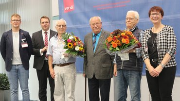 Jubilarehrung 2019 am 12.10.2019 in Bonn