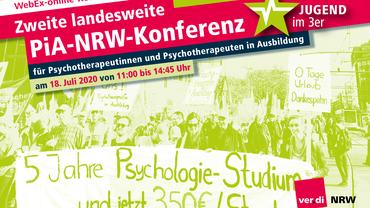 Zweite landesweite PiA-NRW-Konferenz