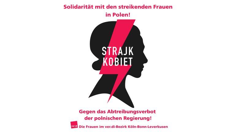 Frauenstreik #StrajkKobiet