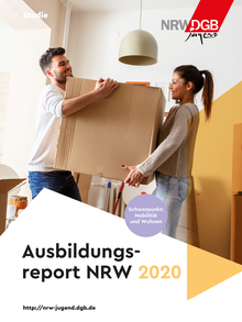 DGB-Ausbildungsreport NRW 2020