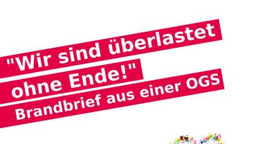 Brandbrief einer AWO OGS Beschäftigten aus Düsseldorf