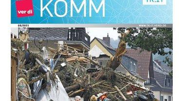 KOMM 05 / 2021 - Titelblatt - Teaserformat
